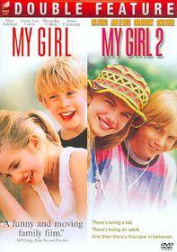 My Girl 1 & 2 - (Region 1 Import DVD)
