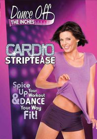 Dance off the Inches:Cardio Stripteas - (Region 1 Import DVD)