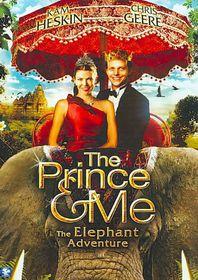 Prince & Me 4:Elephant Adventure - (Region 1 Import DVD)