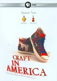 Craft in America:Season 2 - (Region 1 Import DVD)