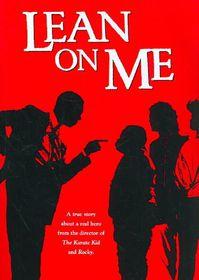 Lean on Me - (Region 1 Import DVD)