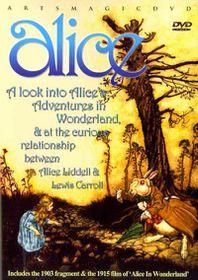 Alice:into Wonderland & Through the L - (Region 1 Import DVD)