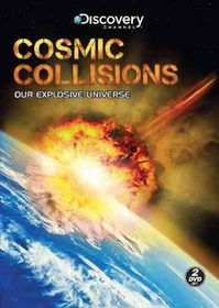 Cosmic Collisions - (Region 1 Import DVD)