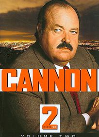 Cannon:Season Two Vol 2 - (Region 1 Import DVD)