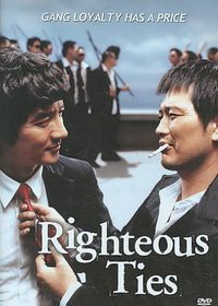 Righteous Ties - (Region 1 Import DVD)