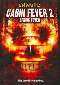 Cabin Fever 2 - (Region 1 Import DVD)