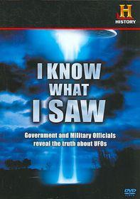 I Know What I Saw - (Region 1 Import DVD)