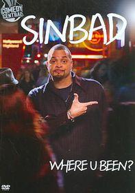 Sinbad:Where U Been - (Region 1 Import DVD)