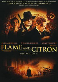 Flame and Citron - (Region 1 Import DVD)