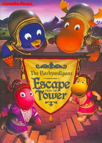 Backyardigans:Escape from the Tower - (Region 1 Import DVD)