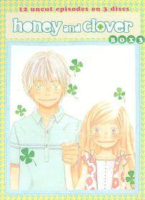Honey and Clover Box Set 3 - (Region 1 Import DVD)
