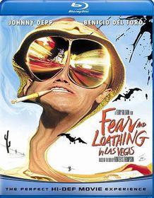 Fear and Loathing in Las Vegas - (Region A Import Blu-ray Disc)