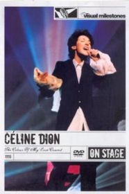Dion Celine - The Colour Of My Love Concert (DVD)