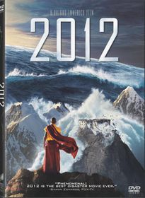 2012 (2009)(DVD)