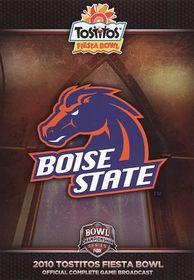 2010 Tostitos Fiesta Bowl Boise St Vs - (Region 1 Import DVD)