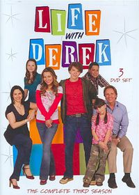 Life with Derek:Complete Third Season - (Region 1 Import DVD)