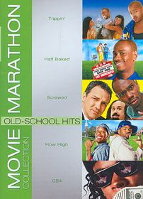 Old School Hits Movie Marathon Collec - (Region 1 Import DVD)