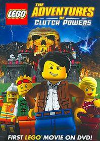 Lego:Adventures of Clutch Powers - (Region 1 Import DVD)