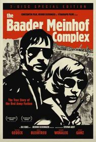 Baader Meinhof Complex - (Region 1 Import DVD)