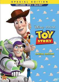 Toy Story (Special Edition) - (Region A Import Blu-ray Disc)