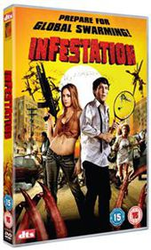Infestation - (Import DVD)