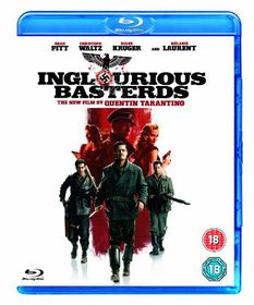 Inglourious Basterds (2009) - (Import Blu-ray Disc)