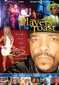 Ice T - Players Toast - (Import DVD)