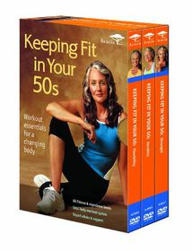 Keeping Fit in 50s - Complete - (Import DVD)