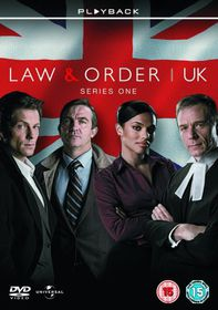 Law And Order U.K. - Series 1 - (parallel import)