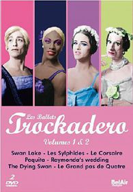 Les Ballets Vol 1 & 2 Trockadero Box - (Region 1 Import DVD)