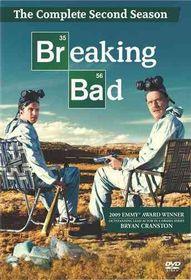 Breaking Bad:Complete Second Season - (Region 1 Import DVD)