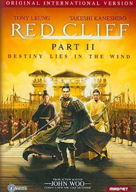 Red Cliff Part 2 - (Region 1 Import DVD)