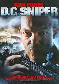 Dc Sniper - (Region 1 Import DVD)