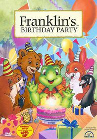Franklin's Birthday Party - (Region 1 Import DVD)
