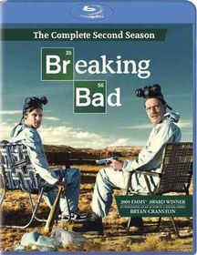 Breaking Bad:Complete Second Season - (Region A Import Blu-ray Disc)