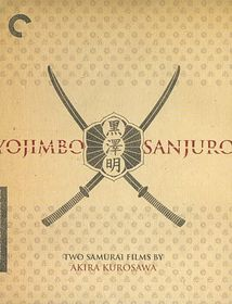 Yojimbo/Sanjuro:Two Films by Akira Ku - (Region A Import Blu-ray Disc)