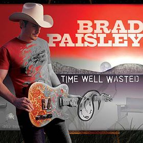 Paisley Brad - Time Well Wasted (CD)