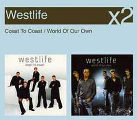 Westlife - Coast To Coast / World Of Our Own (CD)