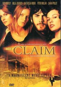 The Claim - (DVD)