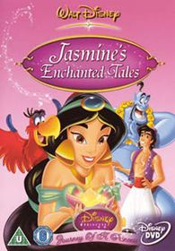Jasmine's Enchanted Tale - (Import DVD)