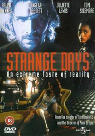 Strange Days - (Import DVD)