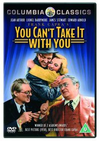 You Can't Take It with You (Import DVD)