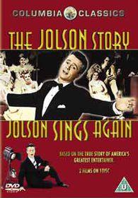 Jolson Story/Jolson Sings Again (Import DVD)