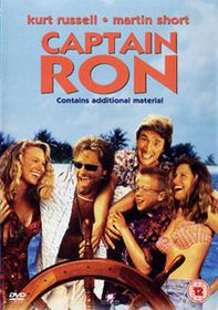 Captain Ron - (Import DVD)