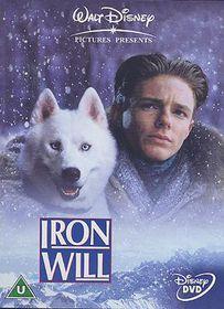 Iron Will (Import DVD)