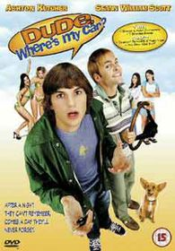 Dude, Where's My Car? - (Import DVD)