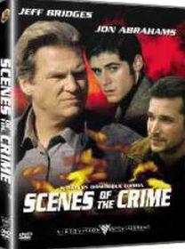 Scenes of the Crime - (DVD)