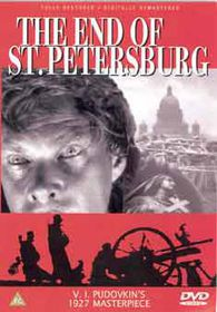End Of St. Petersburg - (Import DVD)