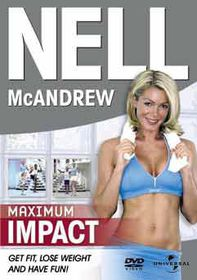 Nell Mcandrew-Maximum Impact  (Import DVD)