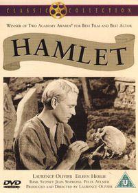 Hamlet (Olivier) - (Import DVD)